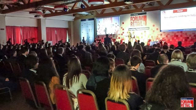 Forum Retail 2018: sold out dell'expo e successo di presenze