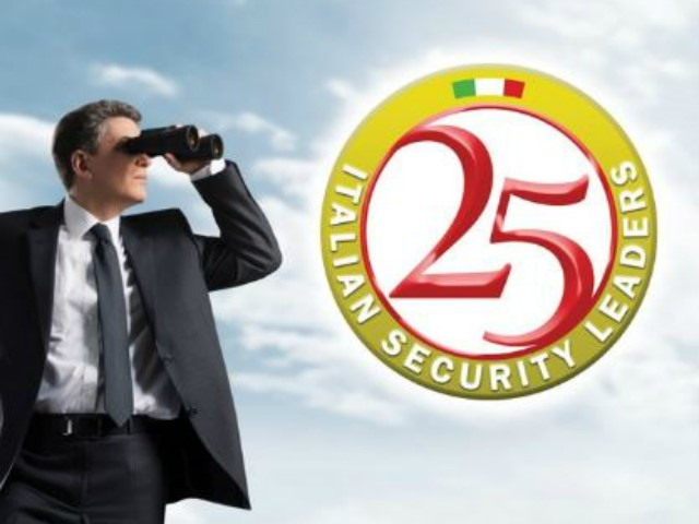 Italian Security Leaders Top 25: il report economico-finanziario ora disponibile in inglese