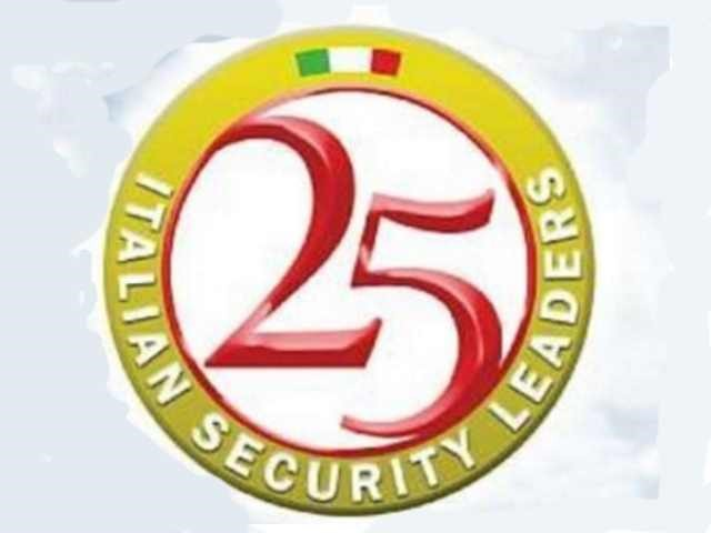 Italian Security Leaders, Top 25: la forbice si allarga