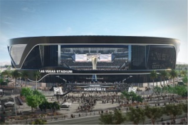 Johnson Controls per la sicurezza integrata del nuovo Las Vegas Stadium