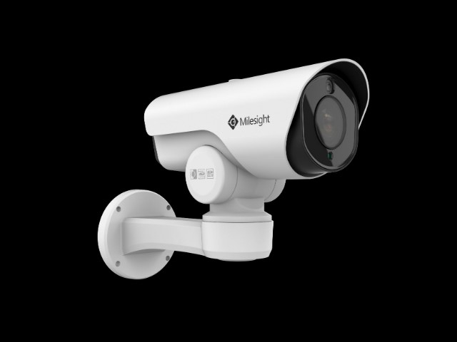 Milesight: a secsolutionforum ha presentato Bullet Network Camera PoE