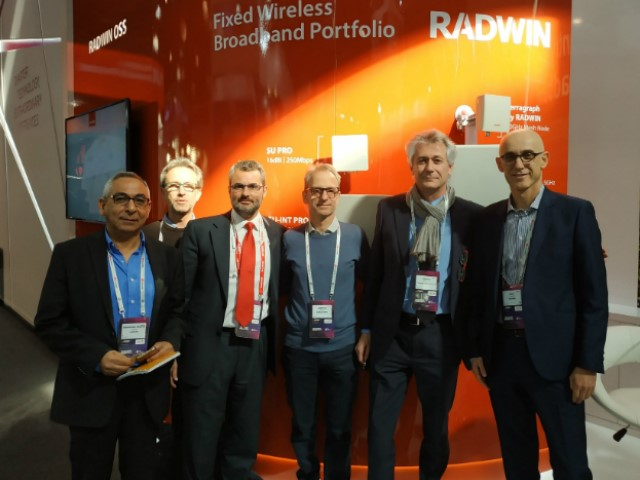 RADWIN: partnership con COMPASS per la distribuzione di soluzioni a banda larga wireless in Italia