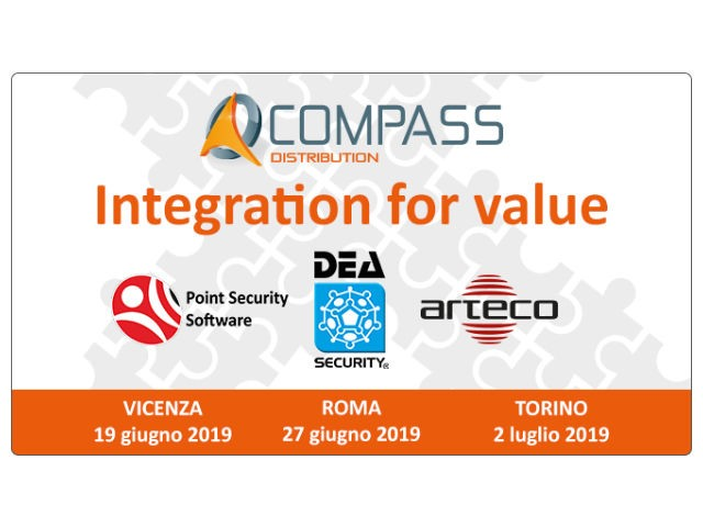 Arteco protagonista del Roadshow Integration for Value