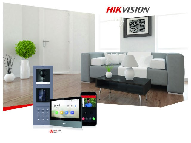 Hikvision: Video Intercom IP & 2Wire, intercomunicare connessi