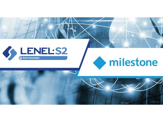 Milestone Systems, accordo strategico con Lenel S2