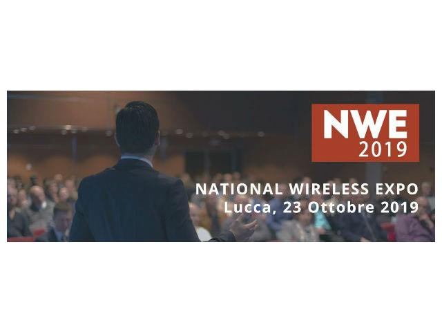 A.I.P.S. partner di National Wireless Expo 2019