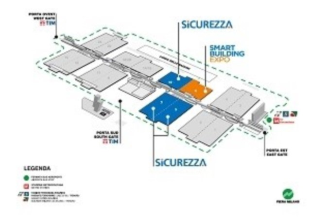 SICUREZZA 2019: un mese all'appuntamento in Fiera Milano