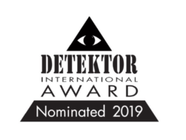 CIAS: Micro-Ray riceve la nomination per gli International Detektor Awards 2019