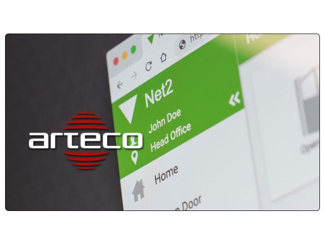 Arteco è compatibile con Paxton Net2 Version 6