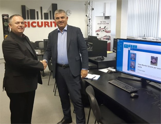 Euklis, siglata una partnership commerciale con Sicurit CS