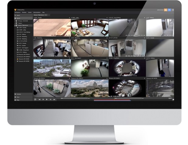 Secsolutionforum 2020: Panasonic presenta Video Insight 7, sistema di Video Management Aziendale