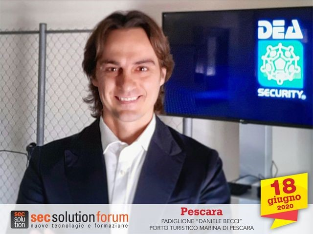 Secsolutionforum 2020: sicurezza perimetrale ad anelli concentrici, la soluzione di DEA Security