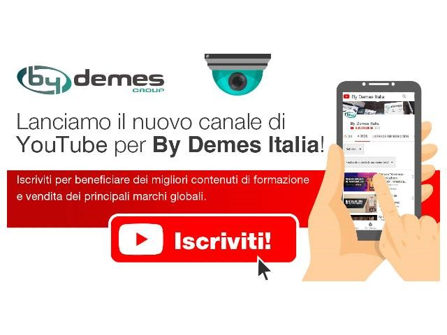 By Demes Group, un nuovo canale Youtube e nuovi corsi online