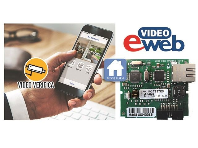 secsolutionforum 2020, web format: AVS Electronics presenta la video verifica
