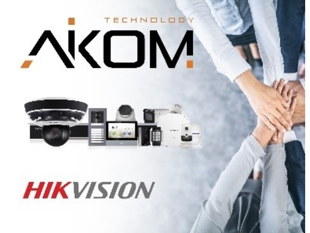 Aikom Technology distributore italiano di Hikvision