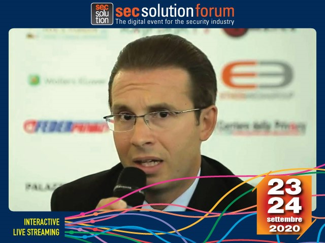 secsolutionforum web format: misure anti contagio? Occhio alla privacy
