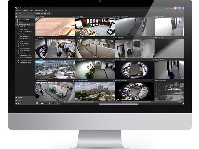 secsolutionforum web format: Panasonic presenta Video Insight 7 per il Video Management Aziendale
