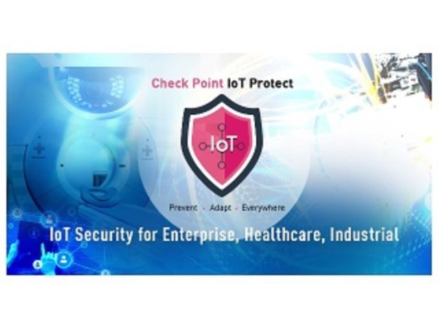 Check Point Software: Iot Protect protegge i dispositivi e le reti IoT dalle minacce informatiche