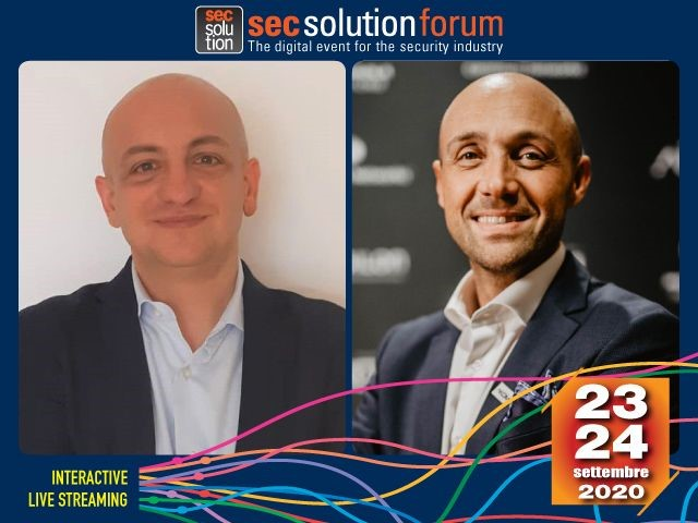 secsolutionforum web format: la sicurezza by Aikom e Avigilon, avanzata, conforme alla privacy e covid free