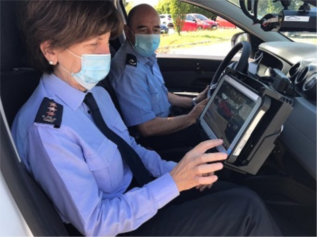 Safer Traffic Mobile, sistema di videosorveglianza mobile in ausilio alla Polizia locale