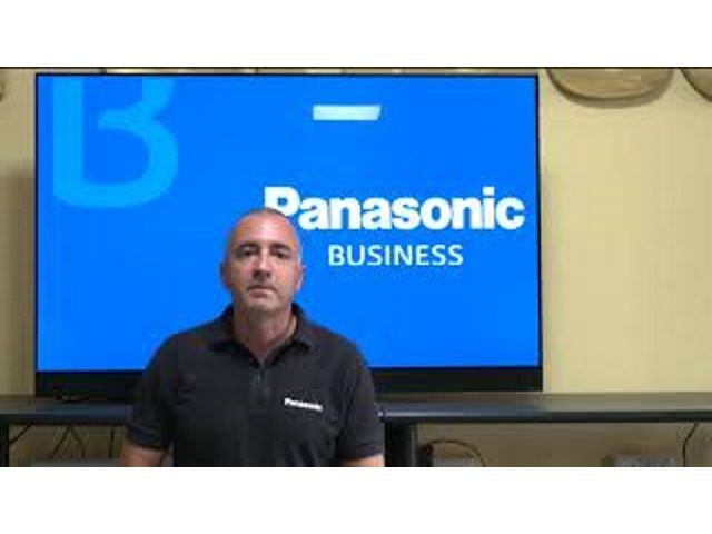 Panasonic Business a secsolutionforum web format: intervista a Massimo Grassi
