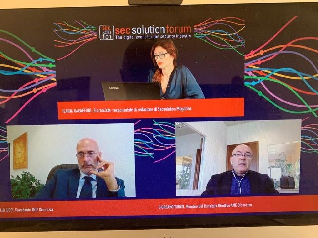 secsolutionforum web format 2020: la sicurezza viaggia in digitale