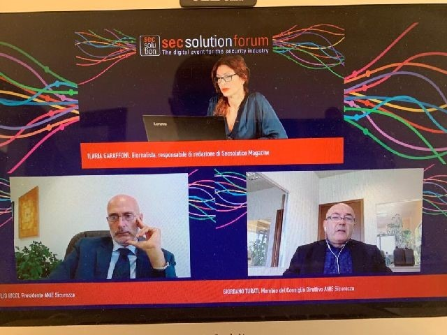 secsolutionforum: la formazione protagonista del web format 2020. Guarda i video