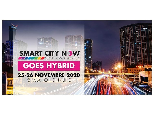 Hanwha Techwin presente a Smart City Now per la sicurezza e il controllo del territorio