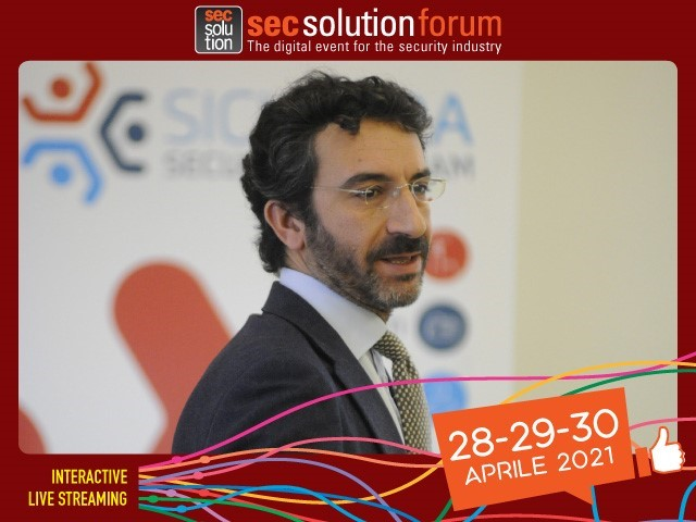 secsolutionforum 2021: la sicurezza in azienda, tra standard, competenze e tecnologia