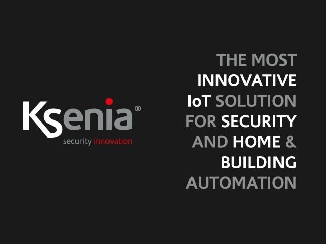 A secsolutionforum 2021 Ksenia Security presenta la piattaforma IoT ibrida lares 4.0