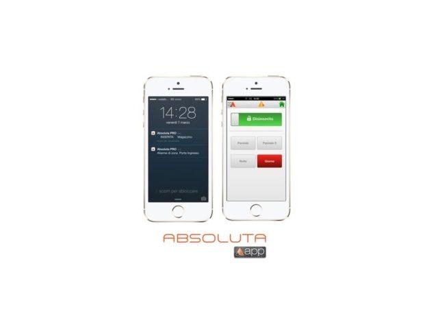 App di ultima generazione per gestire il sistema di sicurezza for Reset bentel absoluta