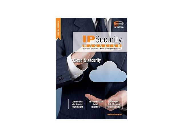 IP Security Magazine n.13 Ago 2014. Cloud & security