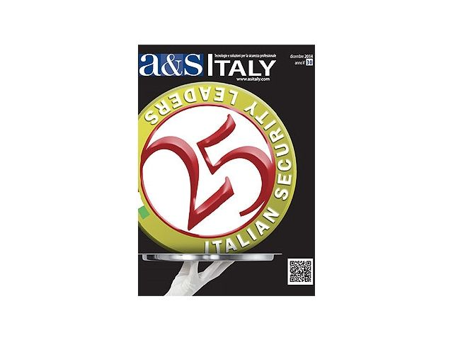 a&s Italy n.30 Dic 2014, Italian Security Leaders