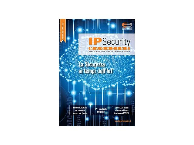 IP Security Magazine n.15 Dic 2014. La Sicurezza ai tempi dell'IoT