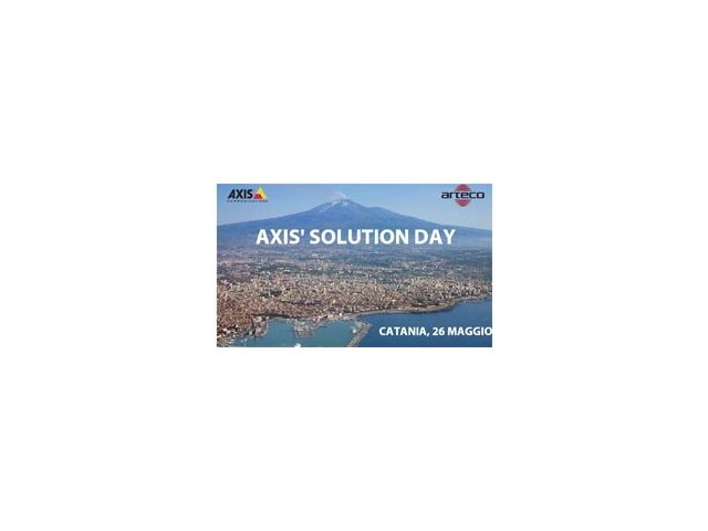 ARTECO protagonista all'Axis Solution DAY