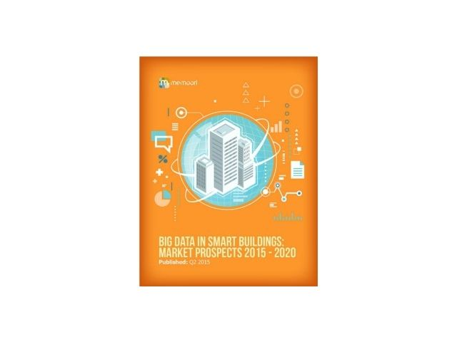 Big Data for Smart Buildings: Market Research 2015 to 2020