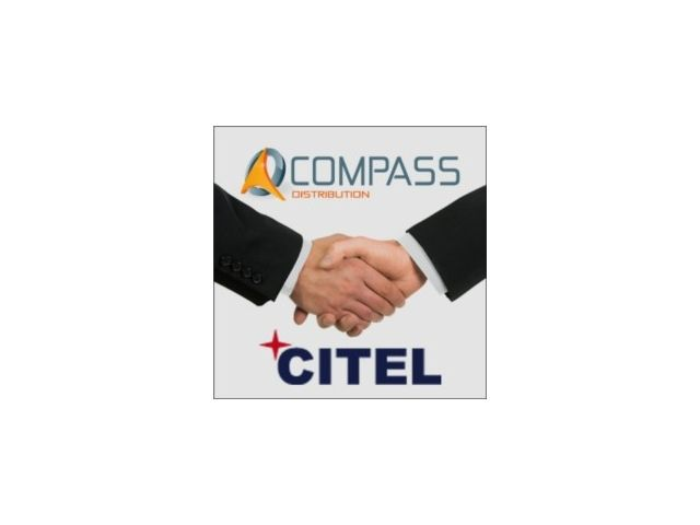 COMPASS Distribution sigla una partnership con Citel