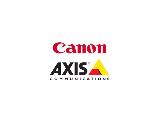 Network video: Canon cede vendite e marketing ad Axis