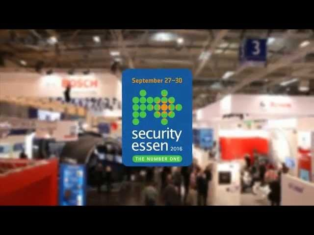 Security Essen,  internazionalizzazione  e networking per i professionisti security