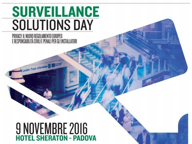Norme, tecnologie e business all'Elmat Surveillance Solutions Day