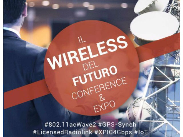 SICE, a Lucca il National Wireless Expo 2017