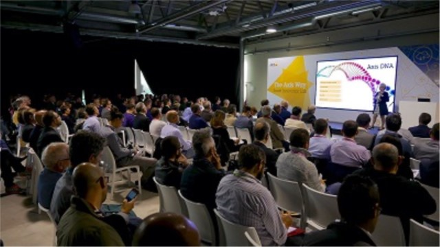 The Axis Way – Smart Innovation Lab, un successo