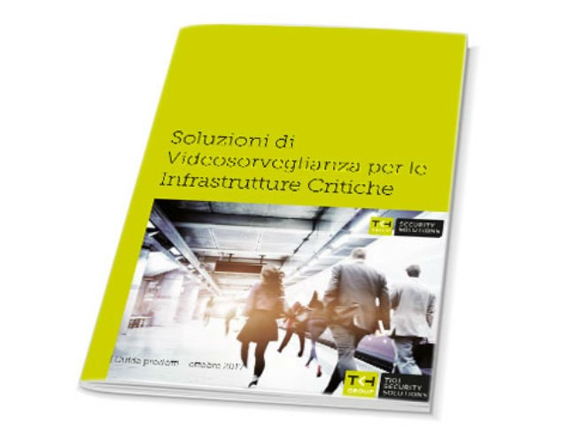 Prima edizione del catalogo TKH Security Solutions