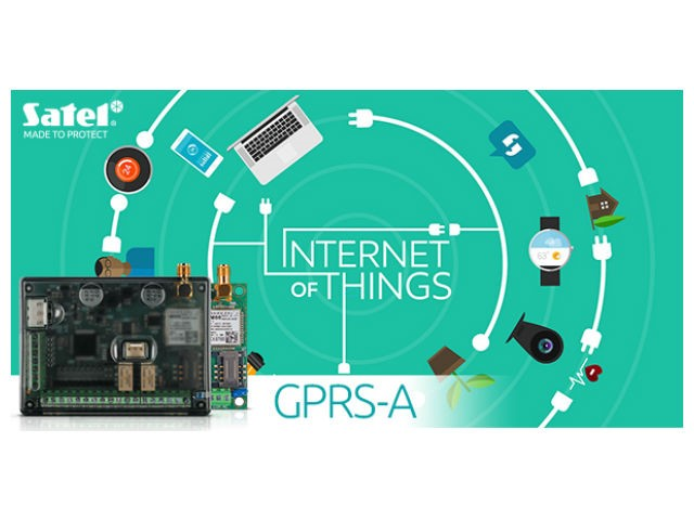 GPRS-A & Internet of Things: Satel Italia a Expo Security