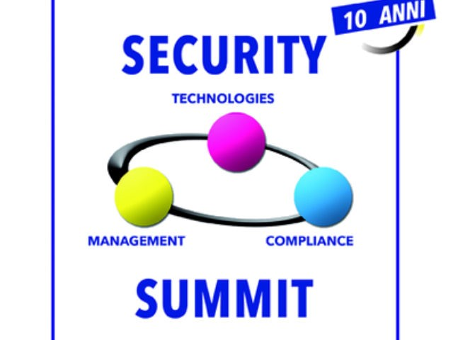 Security Summit 2018, a Roma il prossimo appuntamento