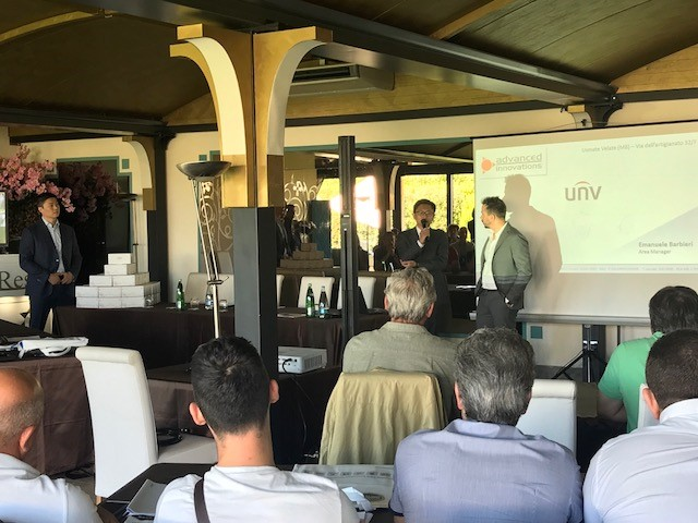 Viterbo: alta partecipazione al corso Videosorveglianza e Privacy by UNV, Advanced Innovations e PM Tec