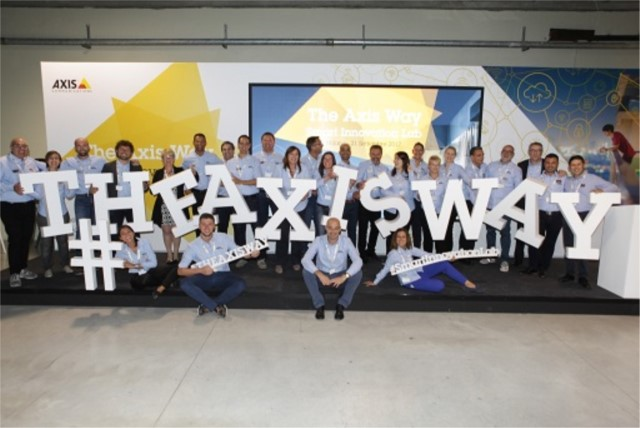 "Conto alla rovescia per ""The Axis Way - Smart Innovation Lab"