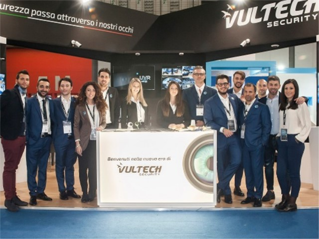 VulTech Security tra gli espositori di Smart Building Levante